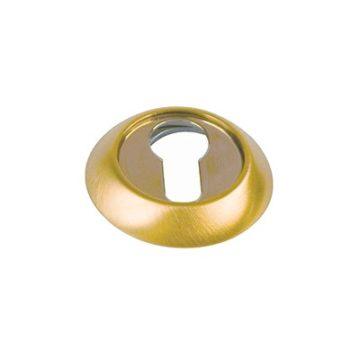 Накладка на цилиндр ARCHIE SILLUR CL S.GOLD (мат.золото)