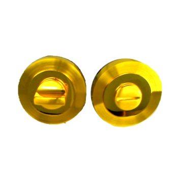 Фиксатор Nika (мат.золото/золото)