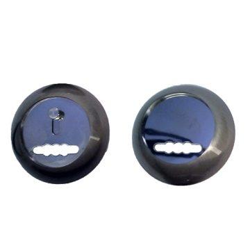 Накладка под сув. ключ Аллюр ZC-NS-D (никель)