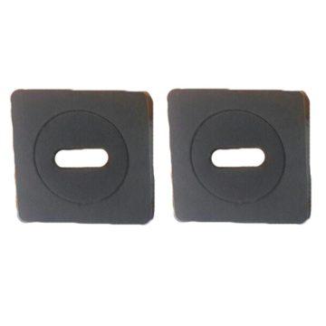 Накладка под сув.кл. Renz OB 02 ABB (черная бронза с патиной)