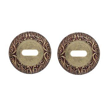 Накладка под сув. ключ Fuaro PS SM RB (французское золото)