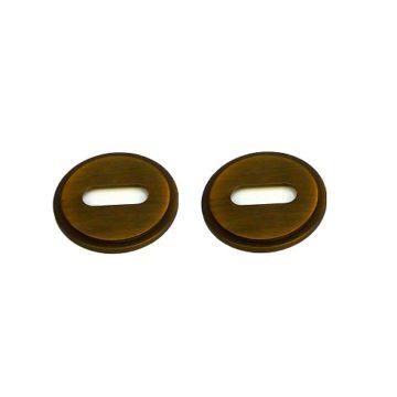 Внутреннее кольцо Casa de Bronces (мат. бронза)