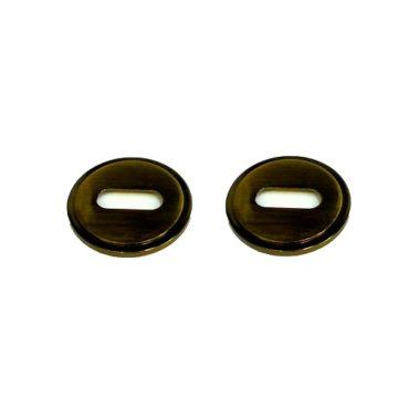 Внутреннее кольцо Casa de Bronces (бронза)