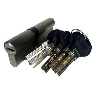 Мех. цилиндр USK сатин кл/кл (LB 55х40 K/K BN)
