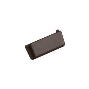 Заглушка для водоотводящего канала (коричневый)