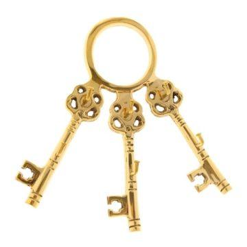 """Крючок """"Три ключа"""" (841233)"""