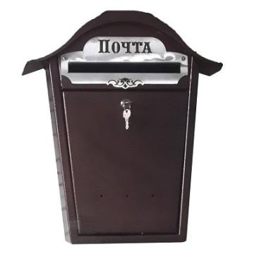 Ящик почтовый (накладка нерж.)