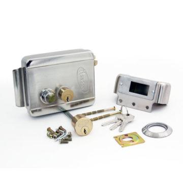 Замок электромеханический накладной HiQ-Lock-067 HiQ 067