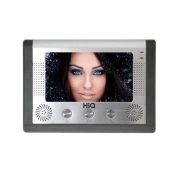 Видеодомофон HiQ-HF 807 (без в/п)