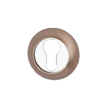 Накладка под ключ R1 AC/CP (медь/хром)