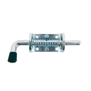 Засов пружинный 140 мм. (ЗС-024-140-13)