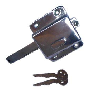 Замок-засов (ключ буратино)