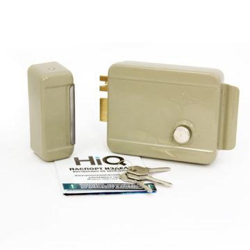 Замок электромеханический накладной HiQ-Lock-014 HiQ 014