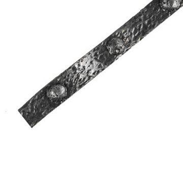 Декоративный ремень для балки 180х200 мм. (40х1000 мм.) (серебро)