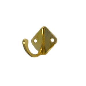 Крючок КВ 1 квадрат (золото)