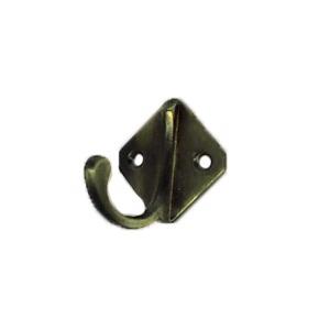 Крючок КВ 1 квадрат (бронза)