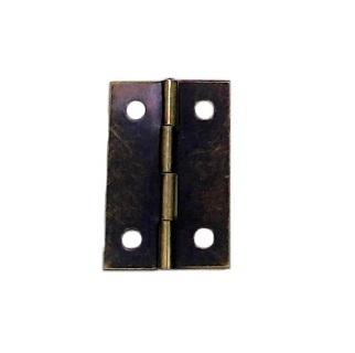 Петля для шкатулки XHY С 34x11 (бронза)