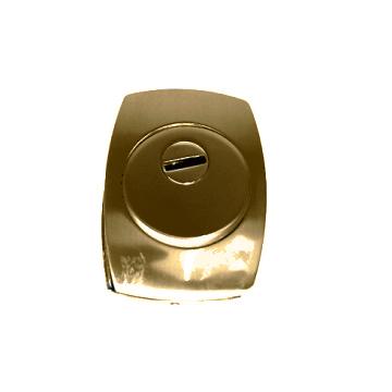Бронечашка ДК+броненакладка Эдем/Триумф (кофе/золото)