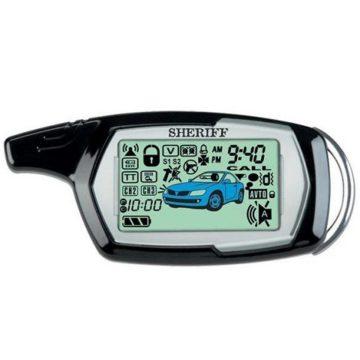 Брелок для сигнализации Sheriff ZX 940