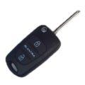 Корпус выкидного ключа для Hyundai Elantra, 2 кнопки, тип 9