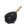 Ключ для Toyota новой формы, 2 кнопки, toy 43
