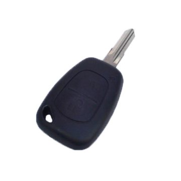 Ключ Renault Nissan 2 кнопки (4420)
