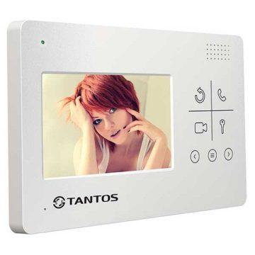 Видеодомофон Tantos Lilu Lux (White)