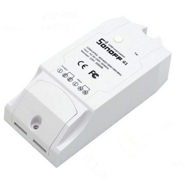 Реле Sonoff GSM