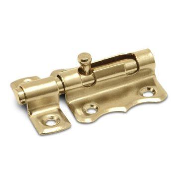 Шпингалет Palladium 07-30 BR (золото)