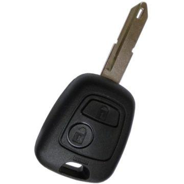 Ключ Peugeot 2 кн. 106 206 306 406