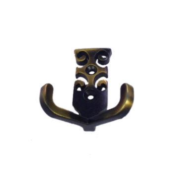 Крючок Akasiya 3066 (ант. золото)