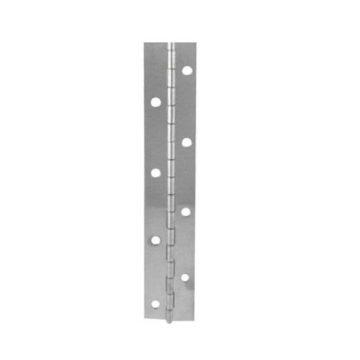 Петля рояльная 250 см. (цинк)