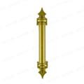 Ручка-скоба металл. (золото) делга-оригинал Санкт-Петербург