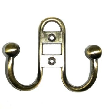 Крючок KL-51 (бронза)