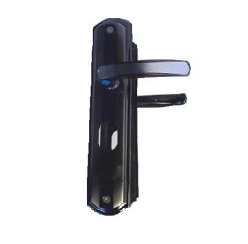Ручка на планке для двери Форпост Каскад 211-L (левые)