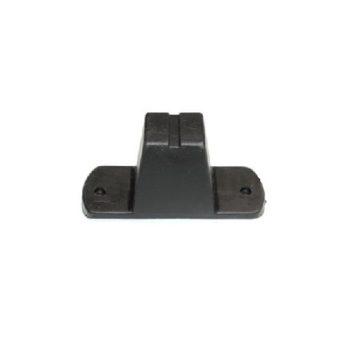 Ножка №3 для чемодана черн.пластик,5см (9402)