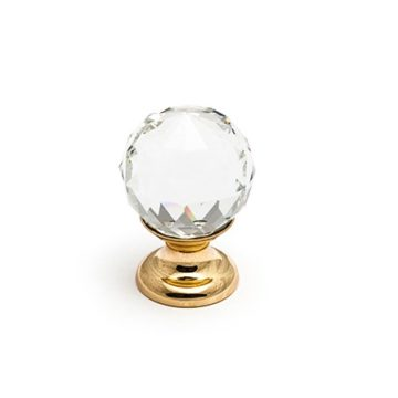 Ручка-кнопка 0633 (золото)