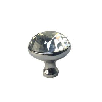 Ручка-кнопка 0025 (хром)
