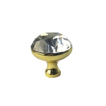 Ручка-кнопка 0025 (золото)