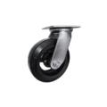 Колесо SCd 80 большегрузное обрезиненное поворотное (200 мм.)