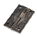 Петля для шкатулки КАК 37x23 (бронза)