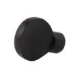 Вертушка для мех. цилиндра Fuaro D-PRO-BL-24 (черный)