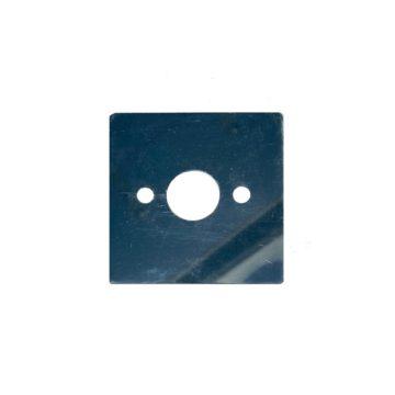 Проставка для ручек квадрат 75*75 мм (нерж.)