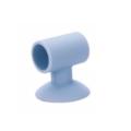Упор дверной на ручку с присоской в ассортименте (силикон)