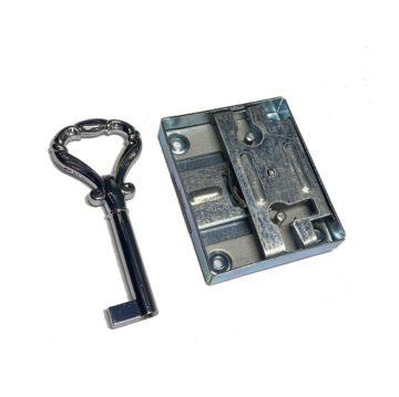 Замок мебельный MARTEX с ключом