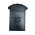 Ящик почтовый MINI (антик черный)