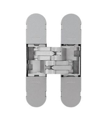 Петля скрытой установки CEAM 3D 1129 (25-40 кг, мат. серебро)