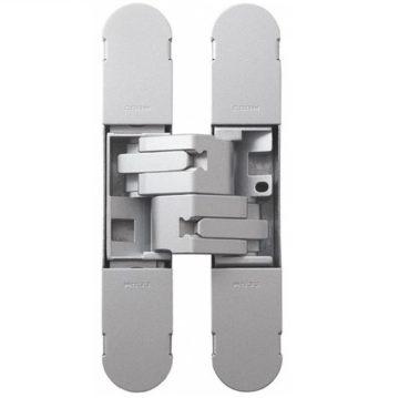 Петля скрытой установки CEAM 3D 1130S (40-60 кг, мат. серебро)